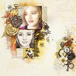 Honey Maple Mill Digital Scrapbook Kit by Krystal Hartley