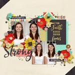 Be Brave And Kind :: Templates :: Layout by breakingbrie
