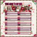 The ABC´s Of Me :: Template :: Layout by Brie