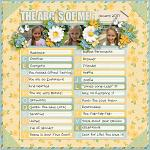 The ABC´s Of Me :: Template :: Layout by Cassie