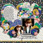 Layout by Angie