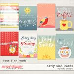 Early Bird Cards by lliella designs