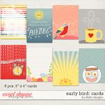 Early Bird Cards Alternate Cards