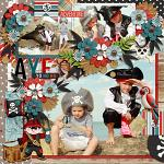 Walk The Plank :: Layout :: Julie