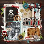 Walk The Plank :: Layouts :: Carrie