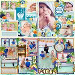 Layouts by Wendy and Cindy