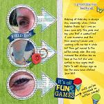 Layout by Erica using Field Day by lliella designs