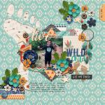 Let Him Be A Little Wild :: Template :: Layout by Mary