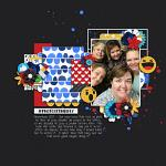 So Social :: Layout by Trina
