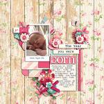 New Beginnings :: Template :: Layout by Trina