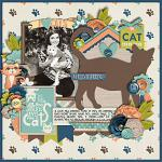 Crazy Cat Lady :: Layout by Kendall