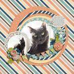 Crazy Cat Lady :: Layout by Adi