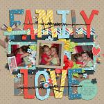 Collect Beautiful Memories :: Layout by Cassie
