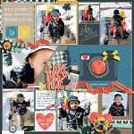 Collect Beautiful Memories :: Layout by Allyanne