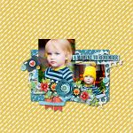 Collect Beautiful Memories :: Layout by Helen