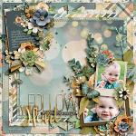 Layout by Sheri