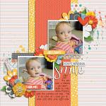 Oh, Happy Day :: Layout by Trina