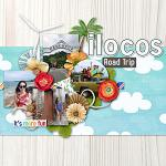 Layout by Allie using Mabuhay by lliella designs