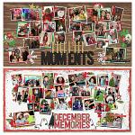 Digital Scrapbooking Layouts by Krista and Misty