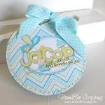 Hybrid album by Rebecca, using Baby Boy by lliella designs