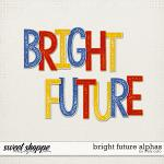 Bright Future Alpha by Misty Cato