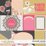Cherish Project Cards
