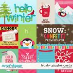Frosty Giggles Cards