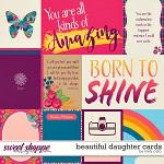 Beautiful Daughter Cards