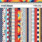Cake Day Pattern Papers