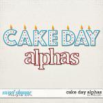 Cake Day Alphas