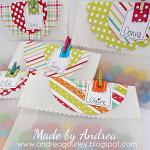 Hybrid toppers by Andrea using Yummy Scrummy kit by lliella designs