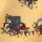 Layout by Tammy using Keep the Faith by lliella designs