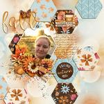Taking Shape Templates Layout by Sarah