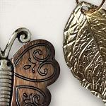 Metal Charms 1 by lliella designs