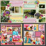 Layouts by Kim and Jacinda