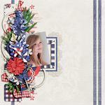 Digital Scrapbook Kit :: I Brake for Bluebonnets by Krystal Hartley