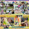 Layouts by Eve and Heather