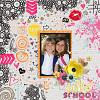 #schoolcool #girls :: Layout by Julifish