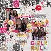 #schoolcool #girls :: Layout by breakingbrie