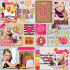 #schoolcool #girls :: Layout by Mother Bear