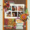 About Autumn :: Layout by Brook