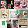 Christmas Countdown :: Pocket Templates :: Layout by lucky me