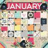 In Review: 2016-01 :: Template :: Layout by Janelle