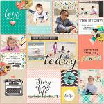 It´s My Life 2016 #5 :: Templates :: Layout by Krista Lund
