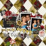 Layout by Traci