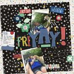 #weekend :: Layout by Keely