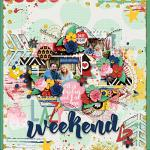 #weekend :: Layout by Ellen