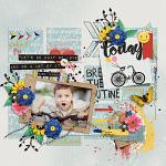 #weekend :: Layout by Julie