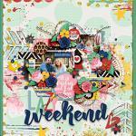 #weekend :: Layout by Ellen