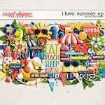 I Love: Summer :: Elements